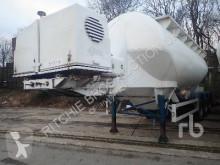 Feldbinder tanker trailer
