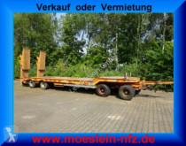 porte engins Müller-Mitteltal 4 Achs Tieflader- Anhänger