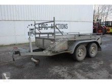 Saris dropside flatbed trailer