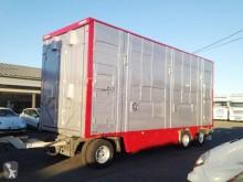 Pezzaioli 3 étages trailer