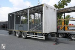remorque Konar TRAILER FOR THE TRANSPORT OF ANIMALS / BIRDS / HEN / PIGEONS / ETC / 18 T JG