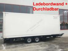 Möslein Tandem Koffer,Ladebordwand + Durchladbar trailer