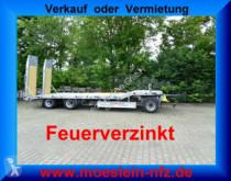 remorque Möslein 3 Achs Tieflader- Anhänger, NeufahrzeugFeuerver