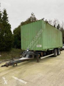 remorque porte containers Lecitrailer