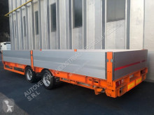 CTC dropside flatbed trailer