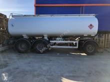Magyar oil/fuel tanker trailer