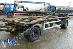 Hüffermann HKA 1870, Container, Zwillingsbereifung, BPW trailer