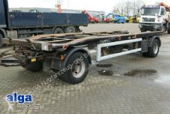 Hüffermann HKA 1870, Container, Zugdeichsel absenkbar, BPW trailer