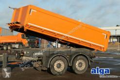 remorque Carnehl CTK/A/ALU Tandemkipper/18 t./5 m. lang/SAF