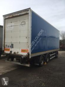 Trouillet box trailer