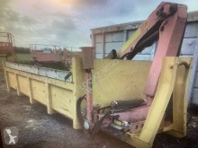 Krone hook lift trailer