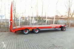 Müller-Mitteltal 3 Achs Tieflader- Anhänger trailer