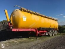 Benalu powder tanker trailer