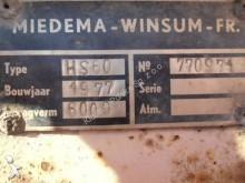 aukcje inna przyczepa Miedema Winsum HS60 używana - n°1912956 - Zdjęcie 10