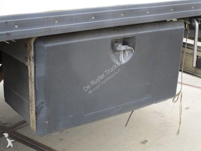 Remorque meert frigo mono temp rature aw 2ma 18 wipkar 2 essieux occasion n 2237968 - Temperature frigo 10 degres ...