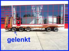 Prohlédnout fotografie Přívěs Langendorf TUE 40/2-3 5 Achs Tiefladeranhänger 50 t GG