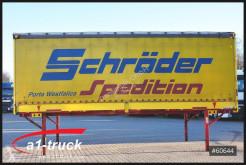 Zobaczyć zdjęcia Wyposażenie ciężarówek Krone 7.45 BDF Wechselbrücke Bordwand + Schiebeplane, Bordwandsider