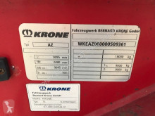 Voir les photos Remorque Krone AZW 18 AZW 18