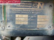 Bilder ansehen Hüffermann HKA 1870, Drehschemelanhänger f 7 m Abrollcontai Anhänger