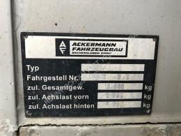 Ver las fotos Remolque Ackermann VA-F 18/7.4E VA-F 18/7.4E Kühlanhänger, Thermo-King, LBW