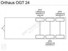 Voir les photos Remorque Orthaus OGT 24