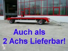 Prohlédnout fotografie Přívěs Möslein MTH 3 3 Achs Tiefladeranhänger + Muldenanhänger