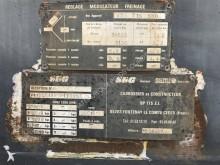 Voir les photos Remorque Samro PORTE-CAISSE MOBILE 7m80