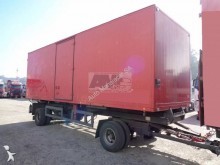 Ver as fotos Reboque Listrailer CTT 88 - 4x Unidades