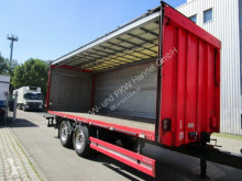 used Spier beverage delivery flatbed trailer 2-Achs TANDEM-Anhänger Getränkekoffer LBW 2 to. 2 axles - n°2858650 - Picture 2