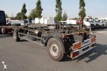 Zobaczyć zdjęcia Przyczepa Schmitz Cargobull 2 AXLE TRAILER SCHMITZ GOTHA AFW 18 BDF + BOX BODY KRONE