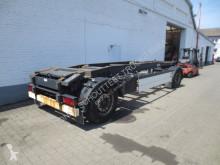 Vedeţi fotografiile Remorca Schmitz Cargobull ACF 18 S ACF 18 S Schlittenabroller, Ex-Bundeswehr