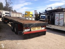View images Evicar with twist locks on springs suspension BPW axles trailer