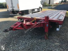 View images Castera ORIGINAL PLATEAU PORTE CONTAINER trailer