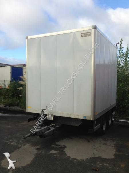 remorque carspeed fourgon trh2 2 essieux occasion n 832776. Black Bedroom Furniture Sets. Home Design Ideas