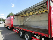 used Spier beverage delivery flatbed trailer 2-Achs TANDEM-Anhänger Getränkekoffer LBW 2 to. 2 axles - n°2858650 - Picture 3