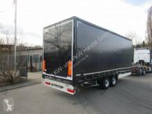 View images Müller-Mitteltal 2-Achs TANDEM-Anhänger Pritsche SCHIEBEPLANE NEU trailer