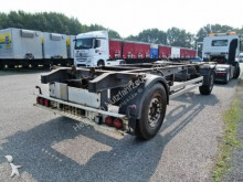 Voir les photos Remorque Schmitz Cargobull AWF 18, standart BDF-Lafette, verzinkt, deutsch