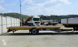 Zobaczyć zdjęcia Przyczepa nc TRAX T111WOR Anhänger 6,30m Topzustand!