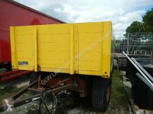 Vedere le foto Rimorchio Kässbohrer 2-Achs BAUSTOFF-Anhänger 7,20 m offen