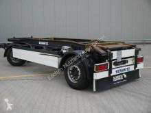 Voir les photos Remorque Schmitz Cargobull ACF 18, Schlitten, Scheibenbremse, Luft, SAF