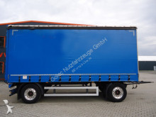 Voir les photos Remorque Dinkel DAPP 18000 Pritsche + Plane Anhänger/ 6,4 m
