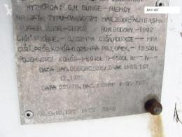 Vedere le foto Rimorchio Bunge MERCEDES-BENZ ONLY TANK 13500 L CYSTERNA DO PALIWA