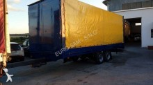 remorque Obermaier savoyarde TFP 105 2 essieux occasion - n°2328754 - Photo 4