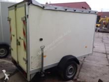 прицеп не указано фургон L662 1 ось б/у - n°2558660 - Фотография 4