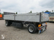 Voir les photos Remorque Schmitz Cargobull 2 axle 20 ton BDF