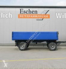 Zobaczyć zdjęcia Przyczepa Drehschemel 2 Achs Drehschemel, 12 m³, Luft