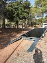 View images Nc plateau 5m50 x 2m40 trailer