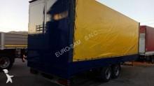 remorque Obermaier savoyarde TFP 105 2 essieux occasion - n°2328754 - Photo 5