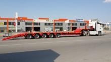 neu Lider Anhänger Maschinentransporter 5 axle  new 2018 porte engin Mehr als 3 Achsen - n°2463061 - Bild 5