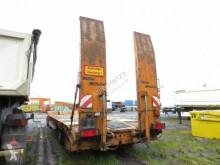 Vedeţi fotografiile Transport utilaje Müller-Mitteltal Tiefladeanhänger T 40 Tiefladeranhänger hydr. Ra